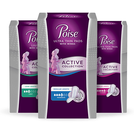 picture relating to Poise Printable Coupons titled Poise® Discount codes For Pads, Liners Impressa 2019