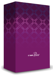 Poise starter sample pack with liners and pads