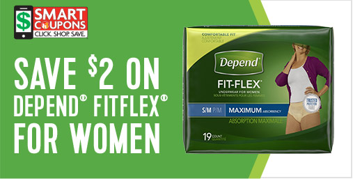 Coupons for female pads - Iup coupons